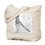 Real Bad Idea Tote Bag