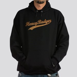 Team Honey Badger Hoodie (dark)
