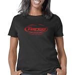 Torco pinstripe medium Women's Classic T-Shirt