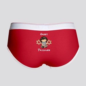 Happy Passover Girl Women's Boy Brief