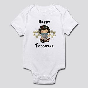 Happy Passover Girl Infant Bodysuit
