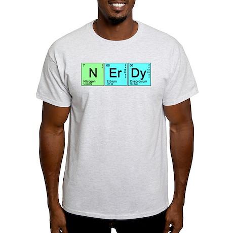 nerdy_color_bk T-Shirt