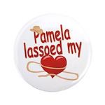 Pamela Lassoed My Heart 3.5