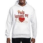 Paula Lassoed My Heart Hooded Sweatshirt