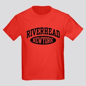 Riverhead NY Kids Dark T-Shirt