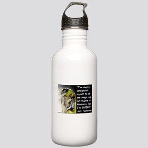Super Bug! Stainless Water Bottle 1.0L