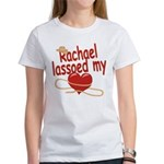 Rachael Lassoed My Heart Women's T-Shirt