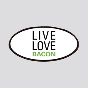 Live Love Bacon Patches
