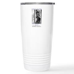 Maya Deren Stainless Steel Travel Mug