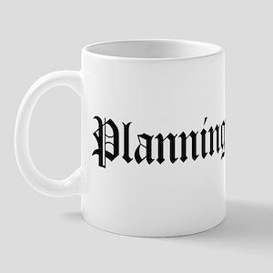 Planning Student Mug