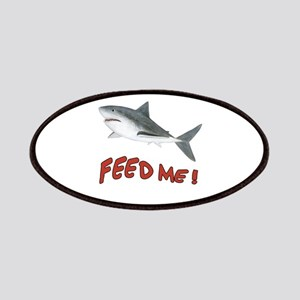 Shark - Feed Me Patches