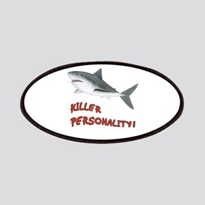 Shark - Killer Personality Patches