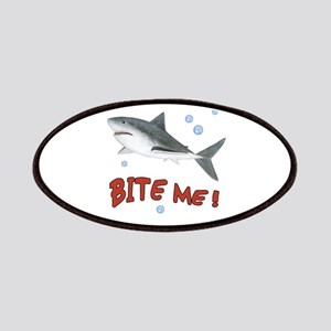 Shark - Bite Me Patches
