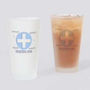 Hospice Drinking Glass