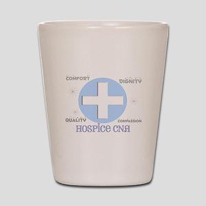 Hospice Shot Glass