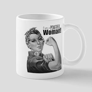 Rosie The Riveter Mug Mugs