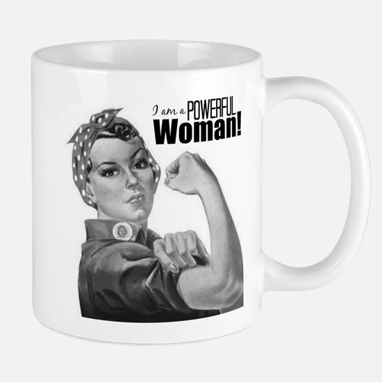 Rosie The Riveter Mug Mugs
