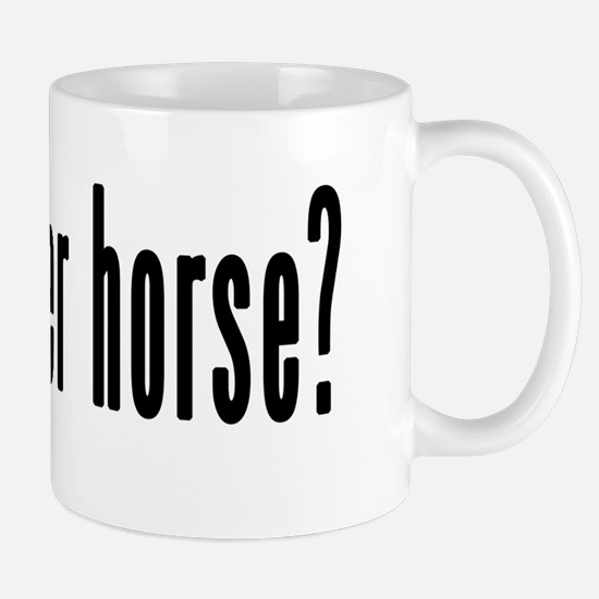 GOT QUARTER HORSE Mug