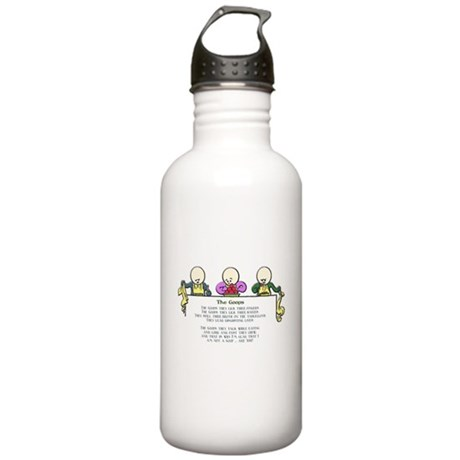 The Goops Stainless Water Bottle 1.0L