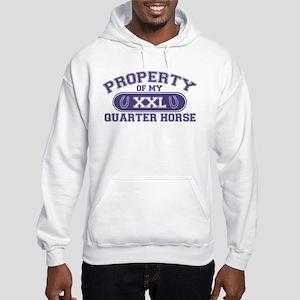 Quarter Horse PROPERTY Hooded Sweatshirt