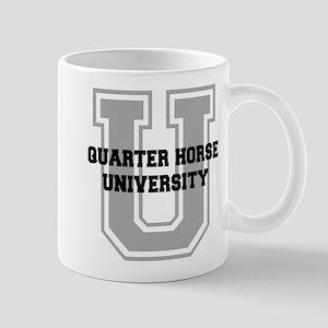 Quarter Horse UNIVERSITY Mug