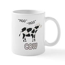 Moo - Cow Mug