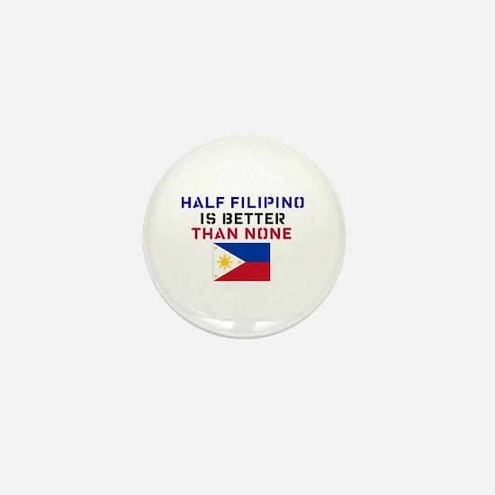 Unique Filipino Mini Button