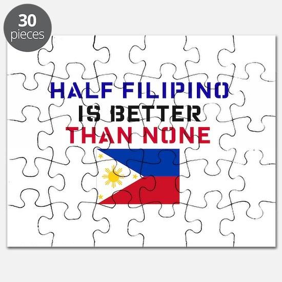 Unique Pinoy Puzzle