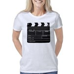 Movie Film video clapperbo Women's Classic T-Shirt
