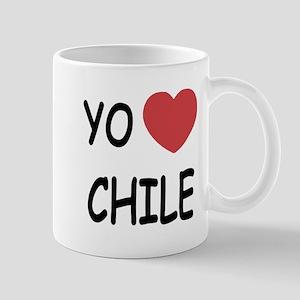 Yo amo Chile Mug