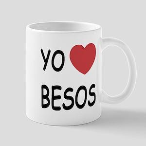 Yo amo besos Mug