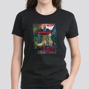 ' Waiting for You' Designs Women's Dark T-Shirt