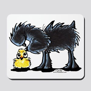 Affen n' Chick Mousepad
