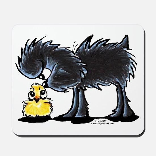 Affen n' Chick Mousepad