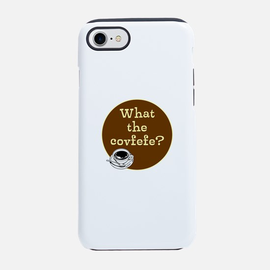 What the covfefe? iPhone 7 Tough Case