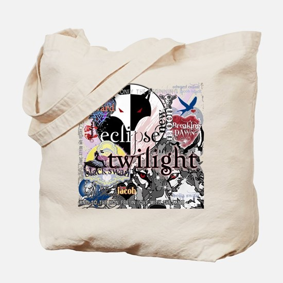 Twilight Ultimate Sampler by Twibaby Tote Bag