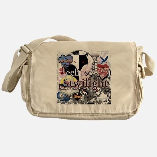 Twilight Ultimate Sampler by Twibaby Messenger Bag