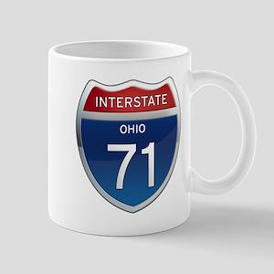 Interstate 71 - Ohio Mug