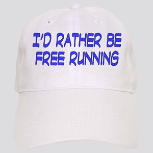I'd rather be free running Cap