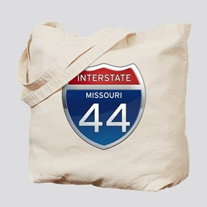 Interstate 44 - Missouri Tote Bag