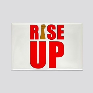 RiSE UP Rectangle Magnet