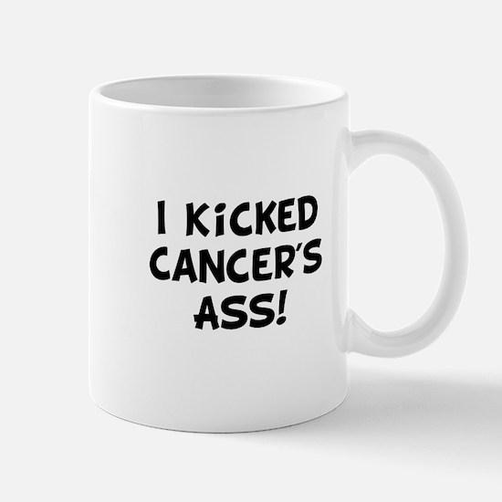 Kicked Cancer Mug