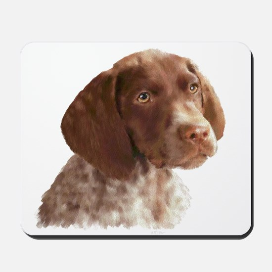German Shorthair Puppy Mousepad