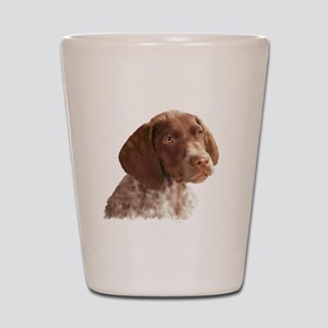 German Shorthair Puppy Shot Glass