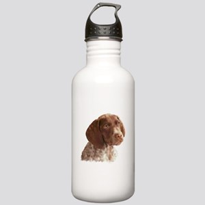 German Shorthair Puppy Stainless Water Bottle 1.0L