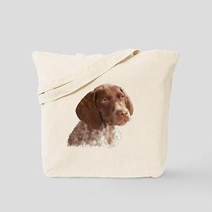 German Shorthair Puppy Tote Bag