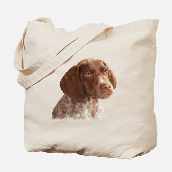 German Shorthair Puppy Tote Bag