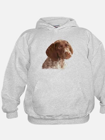 German Shorthair Puppy Hoodie