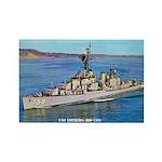 USS LOFBERG Rectangle Magnet