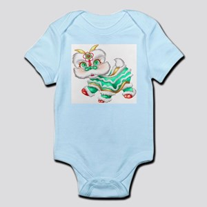 Chinese New Year Baby Dragon Infant Bodysuit